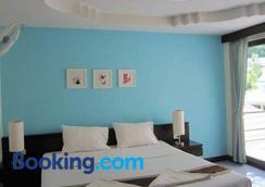 J Hotel - Bãi biển Aonang - Phòng ngủ