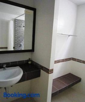 J Hotel - Bãi biển Aonang - Phòng tắm