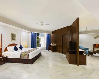 Ramada by Wyndham Khajuraho - Khajurāho - Bedroom