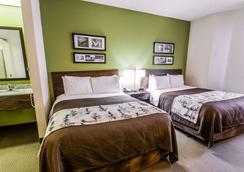 Sleep Inn at PGA Village - Port St. Lucie - Bedroom