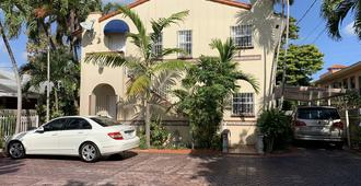 Hostel Brazilian - מיאמי - בניין