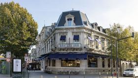 Continental Hotel - Reims - Bâtiment