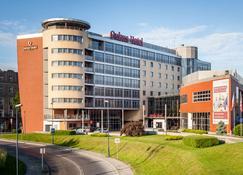 Qubus Hotel Kraków - Kraków - Budynek