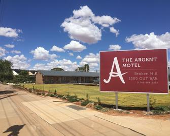 The Argent Motel - Broken Hill