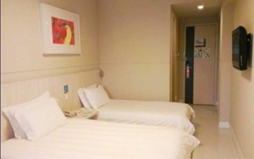 Jinjiang Inn Xiamen Train Station - Xiamen - Bedroom