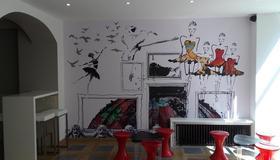 Perfect Hotel & Hostel - París - Sala de estar