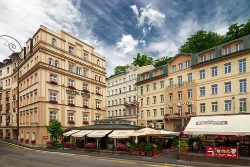 Hotel Ruze - Karlovy Vary - Edificio