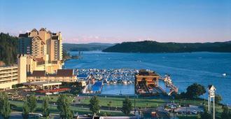The Coeur d'Alene Golf and Spa Resort - Coeur d'Alene - Edificio