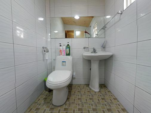 Hanokguesthouse Jangsoo - Jeonju - Phòng tắm