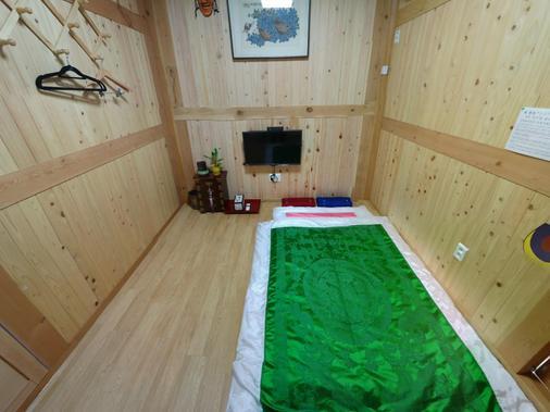 Hanokguesthouse Jangsoo - Jeonju - Phòng ngủ