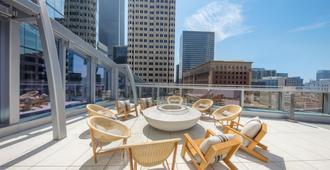 Intercontinental Los Angeles Downtown - Los Angeles - Balcony