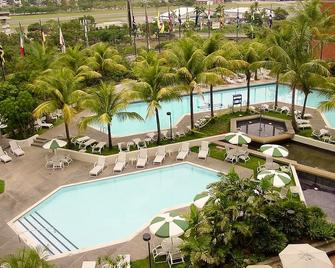 Eurobuilding Hotel And Suites - Каракас - Басейн