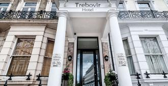 Trebovir Hotel - London - Bygning