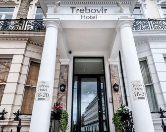 Trebovir Hotel - London - Bygning