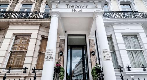 Trebovir Hotel - London - Building