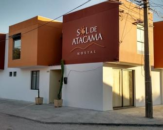 Hostal Sol de Atacama - Copiapo - Building