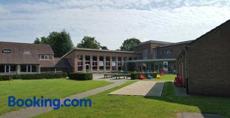 Hostel Europa - Bruges - Building