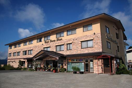 志賀陽光飯店 - 山之內町 - 建築