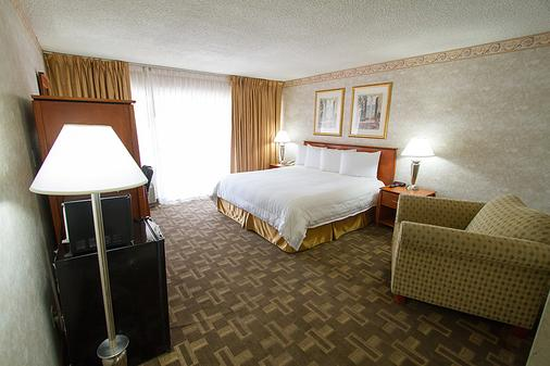 Hotel Rosedale - Bakersfield - Phòng ngủ