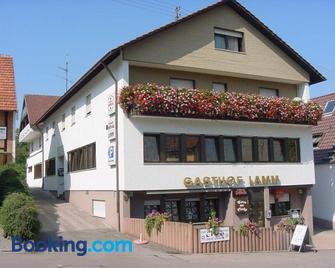 Hotel Lamm - Waiblingen - Building