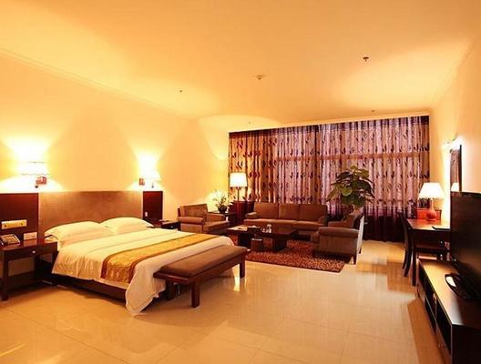 Nanhang Hotel - Shenzhen - Bedroom