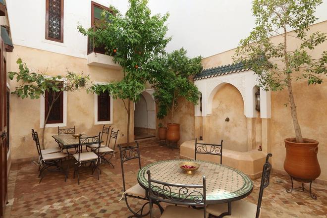 Dar Rania - Marrakesh - Patio