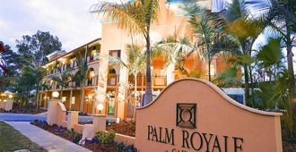 Palm Royale Cairns - Cairns - Rakennus