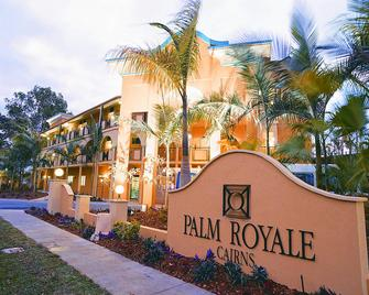 Palm Royale Cairns - Cairns - Building