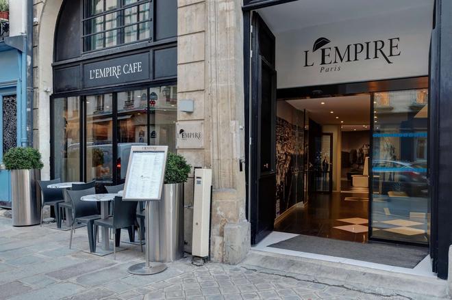 L'Empire Paris - Paris - Building