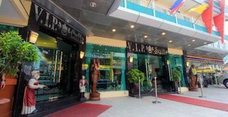 Vip Suite Hostel - Makati - Manila - Edificio