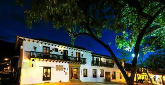 Hotel La Posada de San Antonio - Villa de Leyva - Edifici
