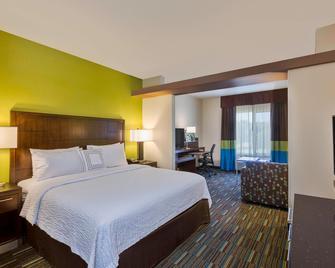 Fairfield Inn & Suites Riverside Corona/Norco - Norco - Bedroom