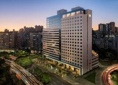 Intercity Porto Alegre Cidade Baixa - Porto Alegre - Rakennus