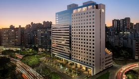 Intercity Porto Alegre Cidade Baixa - Porto Alegre - Edifício
