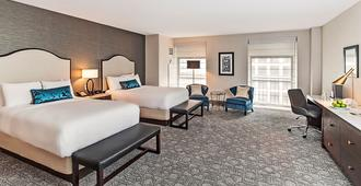 Intercontinental Chicago Magnificent Mile - Chicago - Slaapkamer