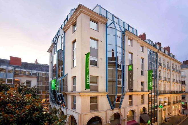 Ibis Styles Nantes Centre Place Royale - Nantes - Building