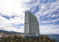 Best Western The Lagoon Hotel - Manado - Building