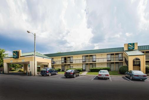 Quality Inn - Madison - Building
