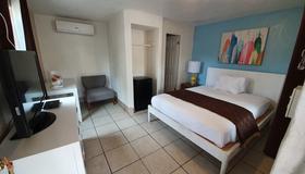 Motel San Diego - San Diego - Schlafzimmer