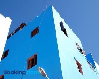 Grazella Hostel - Asilah - Building