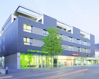 Harry's Home Hotel Dornbirn - Dornbirn - Edificio