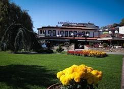 Villa Lihnidos Square - Ohrid - Building