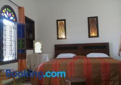 Riad Dar El Ghali - Rabat - Bedroom