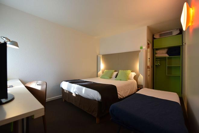 Campanile Toulon - La Seyne Sur Mer - Sanary - Six-Fours-les-Plages - Bedroom