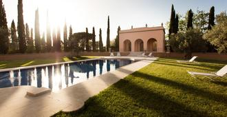 Villa Loggio Winery And Boutique Hotel - Cortona - Piscina