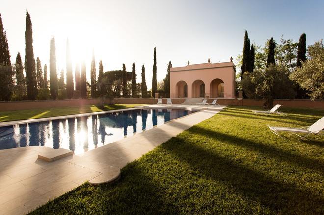 Villa Loggio Winery And Boutique Hotel - Cortona - Uima-allas