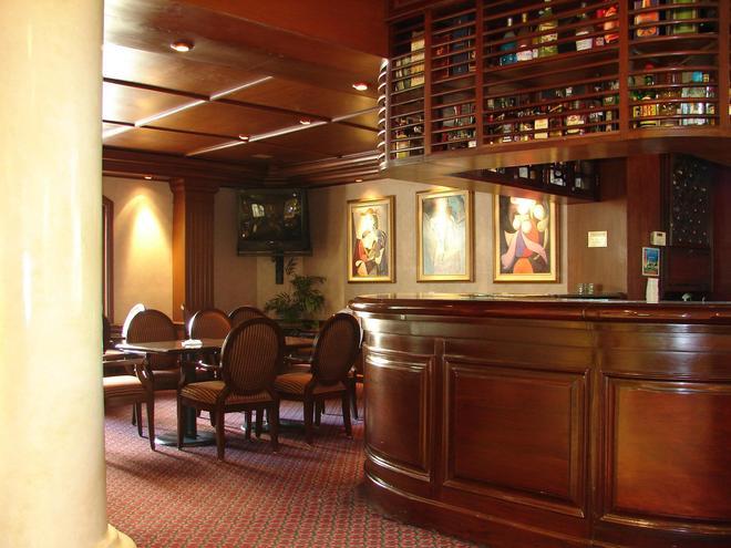 薩菲塔皇家豪華酒店 - 蒙特雷 - 蒙特雷 - 酒吧