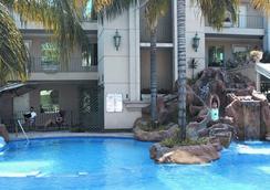薩菲塔皇家豪華酒店 - 蒙特雷 - 蒙特雷 - 游泳池