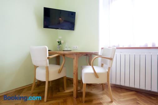 Wellness Penzion U Muzea - Liberec - Dining room
