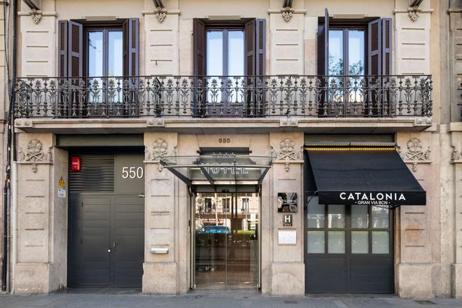 Hotel Catalonia Gran Vía Bcn - Barcelona - Building